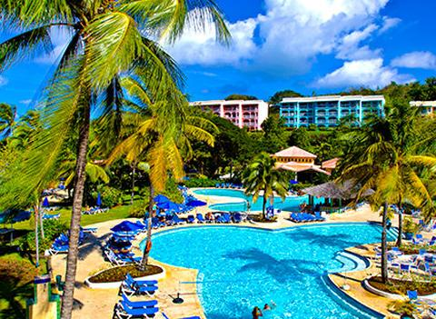 St. James Club Morgan Bay, St. Lucia