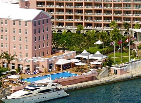 The Fairmont Hamilton Princess Hotel