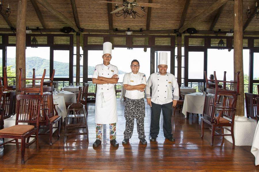 Villas Sol Hotel & Beach Resort is located in Playa Hermosa ...