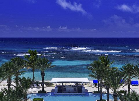 Westin St Maarten Dawn Beach Resort Pool