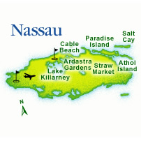 Nassau Map