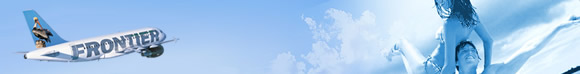Frontier Charter Flights by Apple Vacations