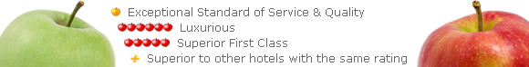 What Do Apple Vacations Ratings Mean?