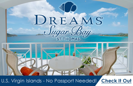 Dreams Sugar Bay St Thomas