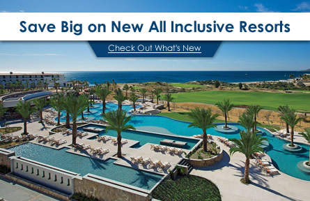 New All Inlcusive Resorts