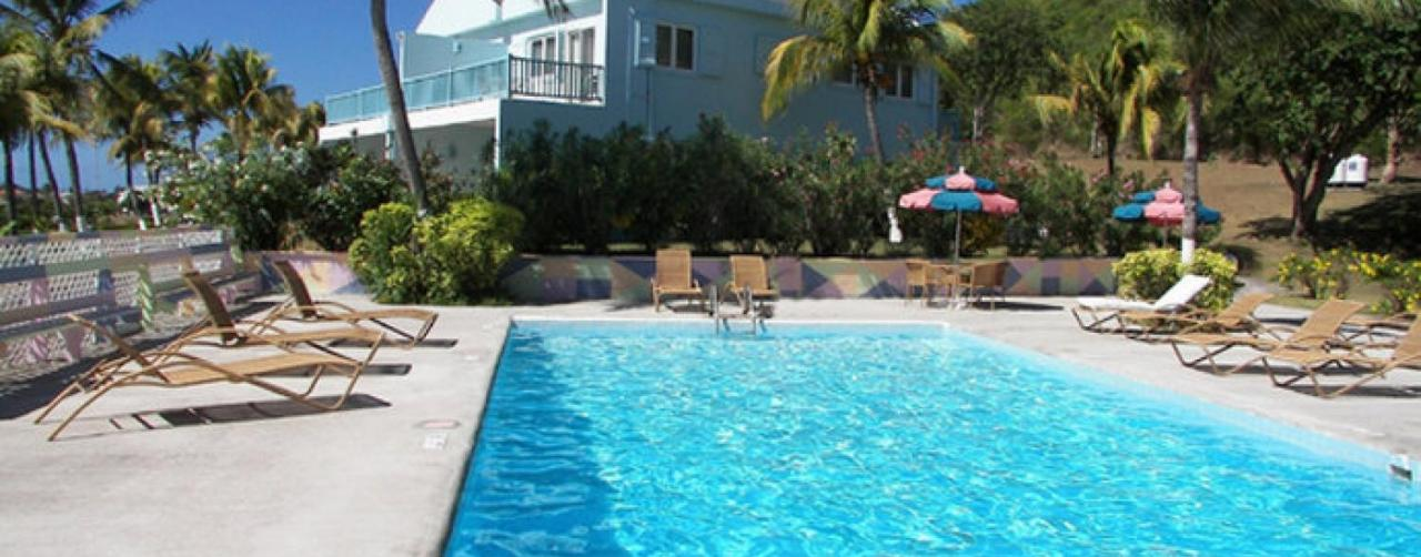 St Kitts Caribbean Timothy Beach Resort View S Pool Bldg Fb P