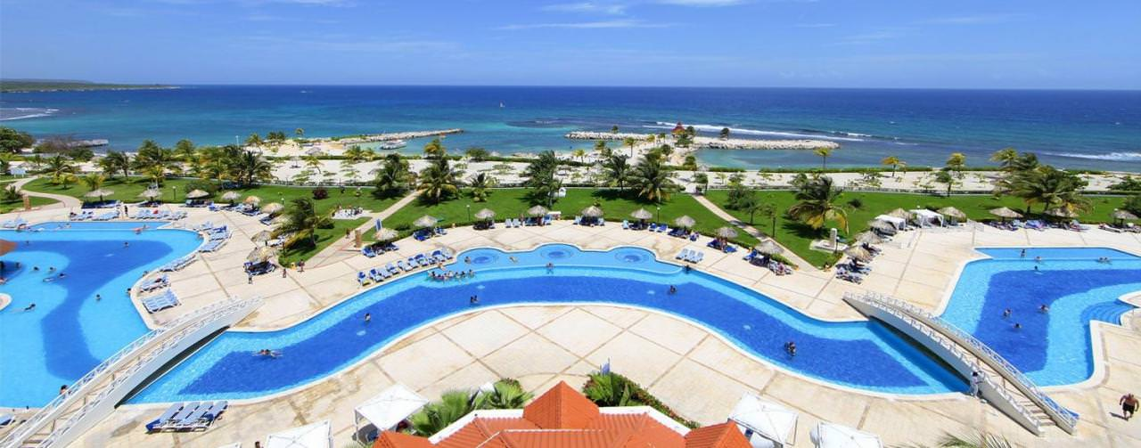 All Inclusive Resorts Bahia Principe Resorts Pool Lagoon