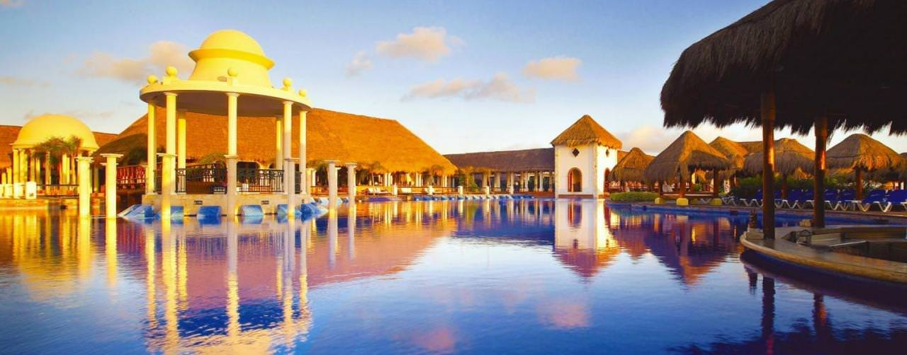 All Inclusive Resorts Now Resorts Spas Pool Sunrise