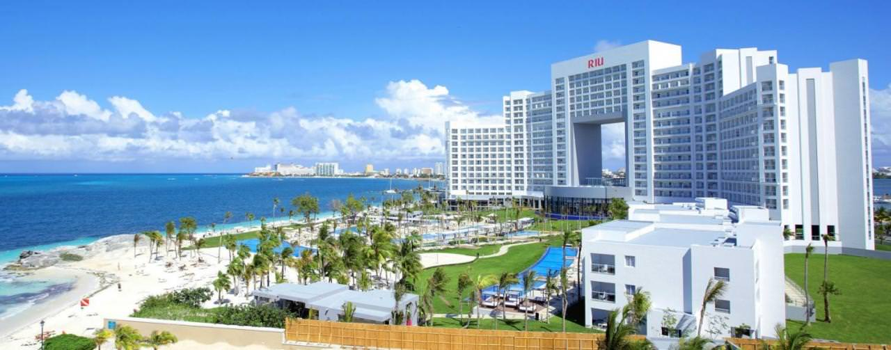 All Inclusive Resorts Riu Hotels Beach View From Villa