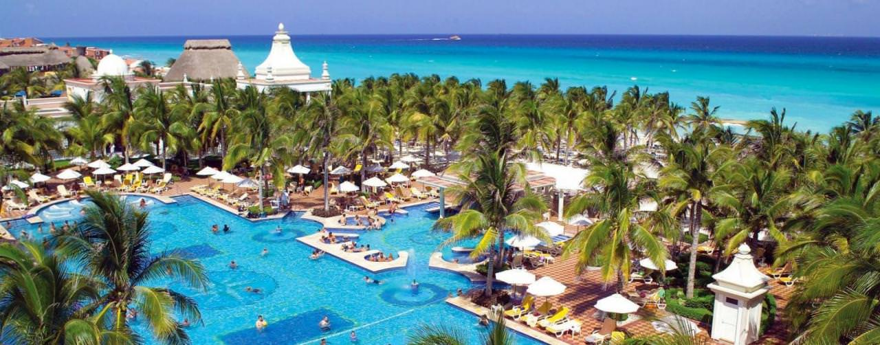 All Inclusive Resorts Riu Hotels Pool