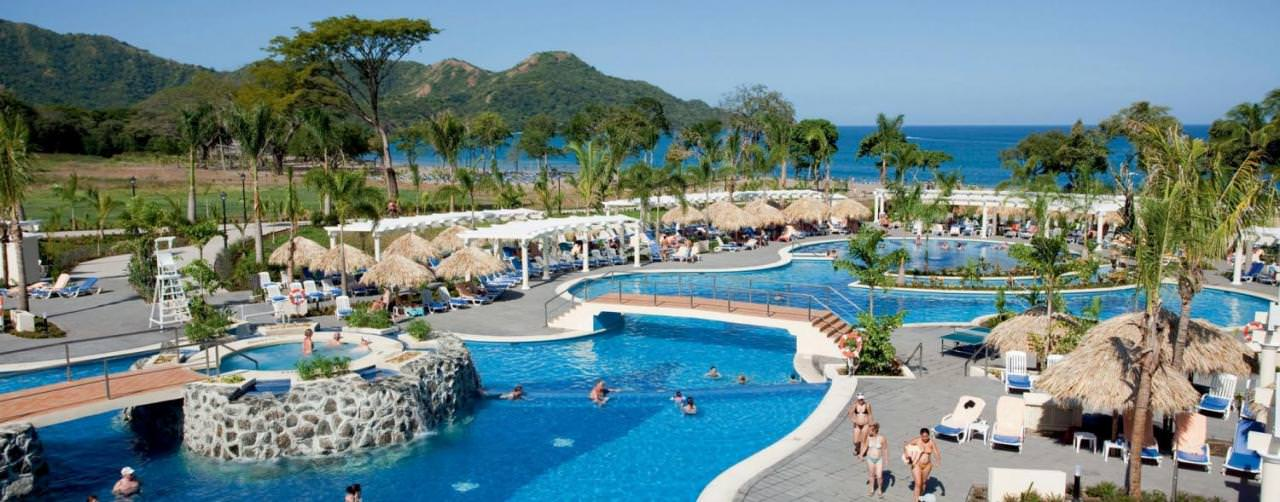 All Inclusive Resorts Riu Hotels Pool Jacuzzi Bridge Free Form
