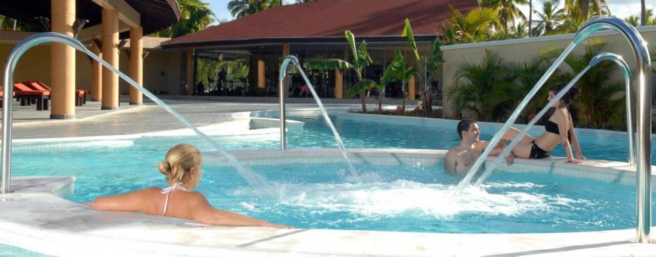 Amenities Jacuzzi Grand Palladium Punta Cana Resort Spa Punta Cana Dominican Republic