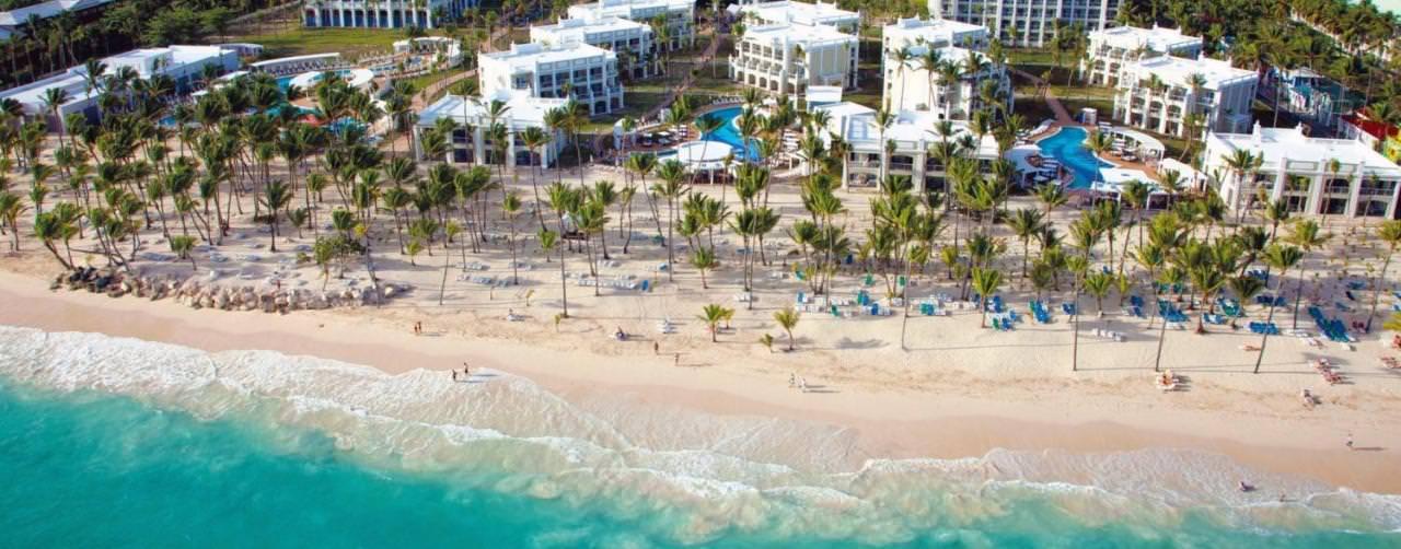 Beach Riu Palace Bavaro Punta Cana Dominican Republic