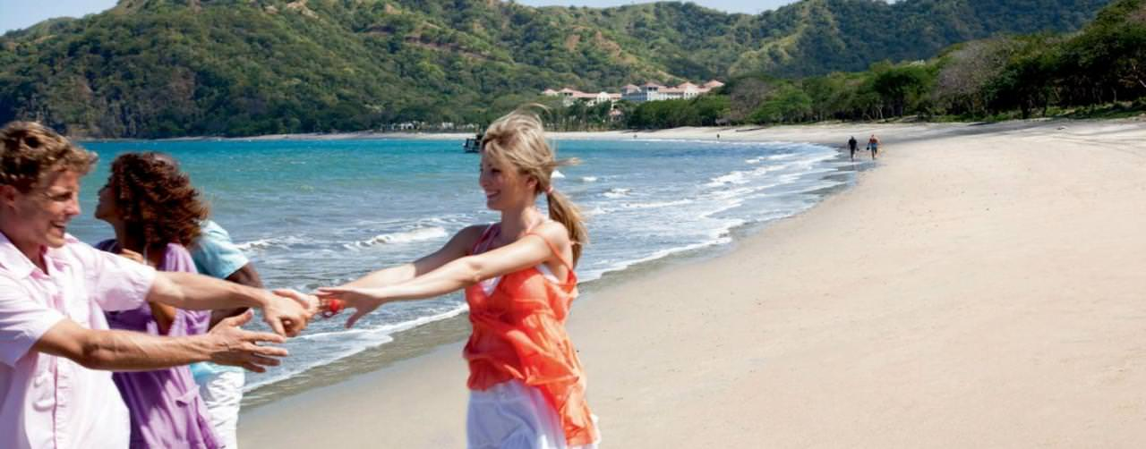 Costa Rica Riu Guanacaste Beach Mountain Romance Long Walking