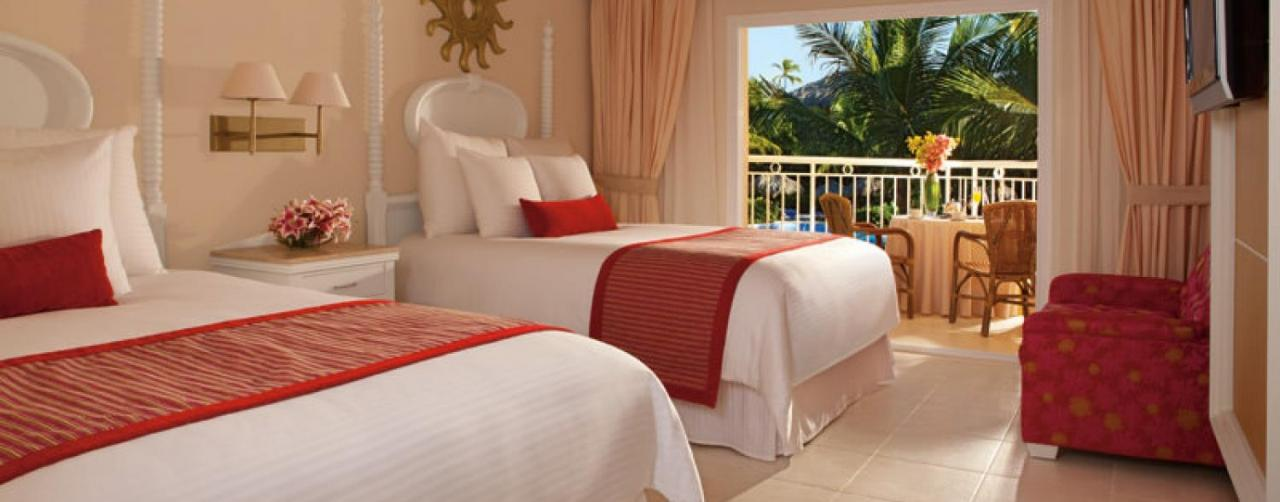 Dreams Punta Cana Resort Spa Punta Cana Dominican Republic Drepc_doublebeds_tropicalview_2
