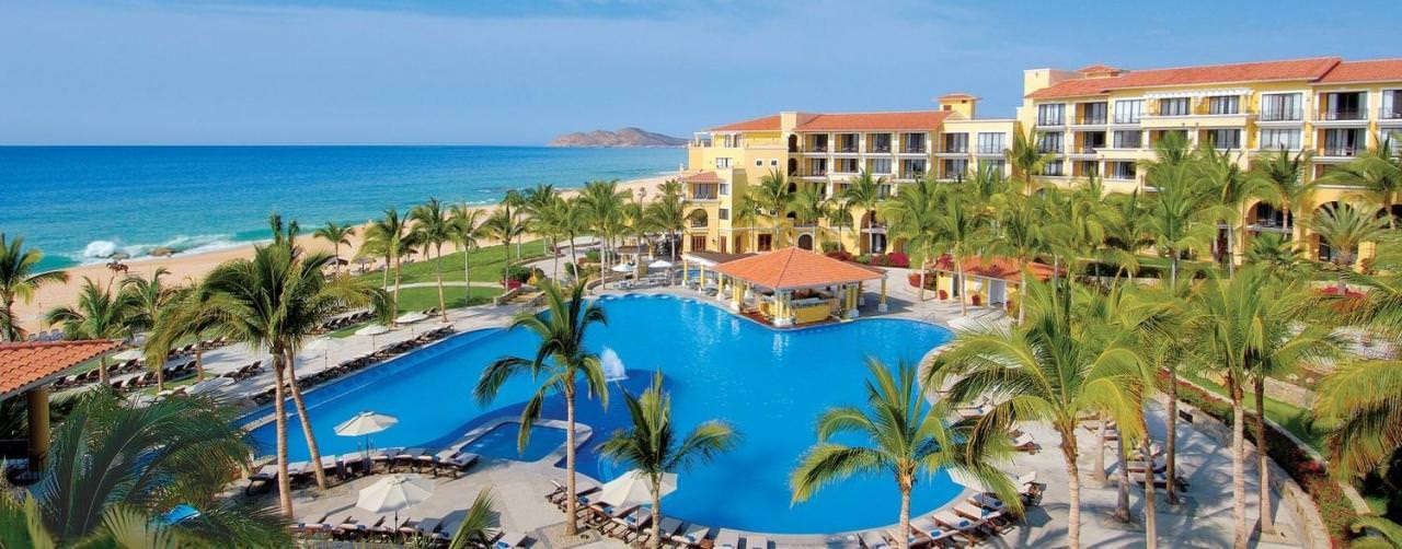 Dreams Resorts Pool Main