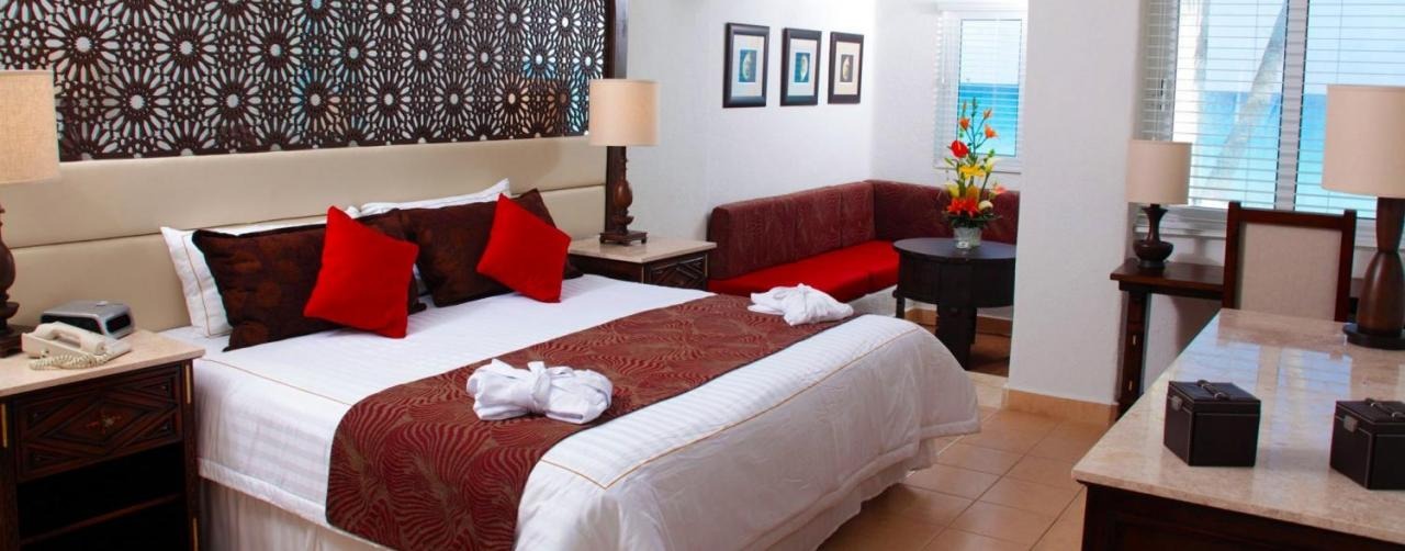 Gr Caribe By Solaris Deluxe Resort Cancun Mexico Luxury Ocean View Room_s