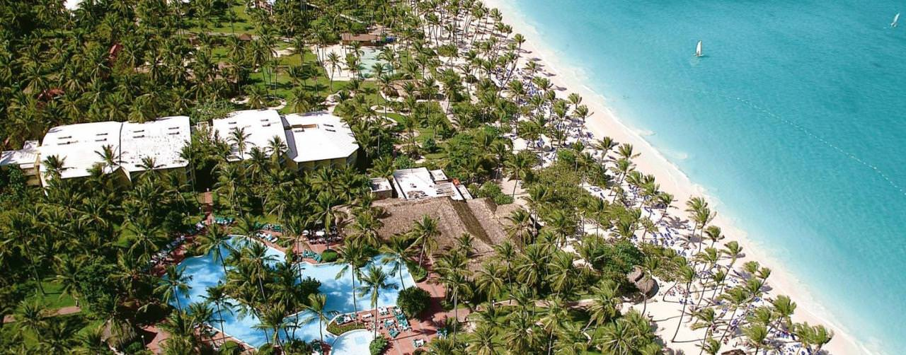 Grand Palladium Bavaro Resort Spa Punta Cana Dominican Republic Amenities View Aerial