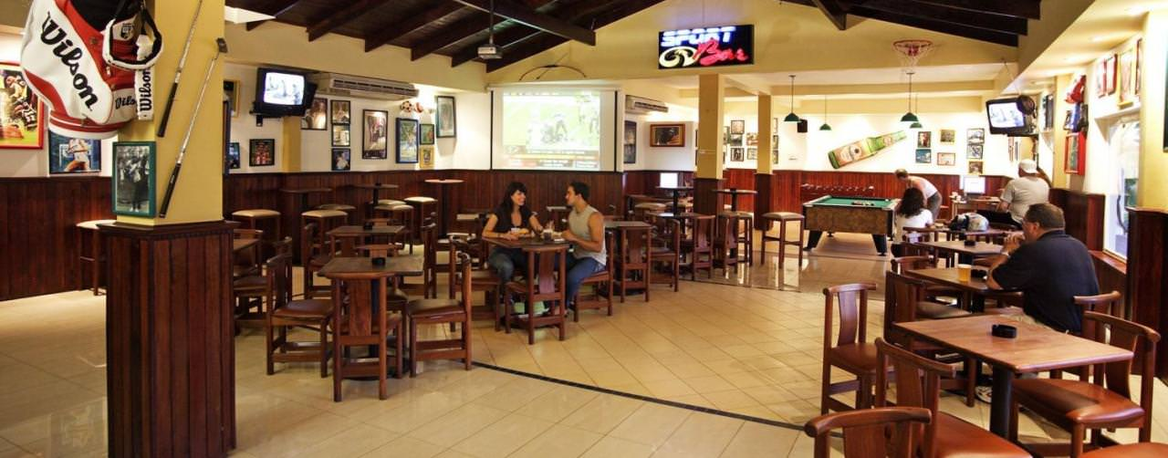 Grand Palladium Punta Cana Resort Spa Punta Cana Dominican Republic Bar Sports
