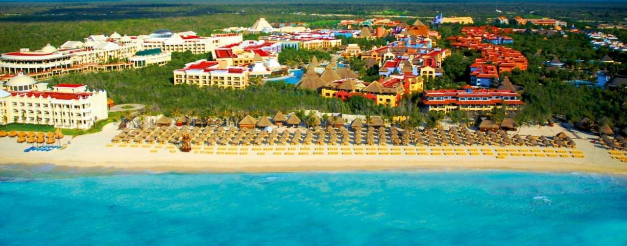 Iberostar Hotels Beach Aerial Sea View