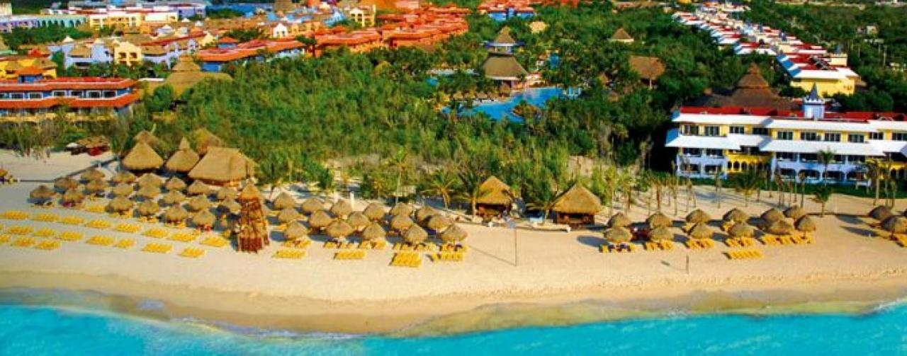 Iberostar Paraiso Beach Riviera Maya Mexico Rvmstar M02