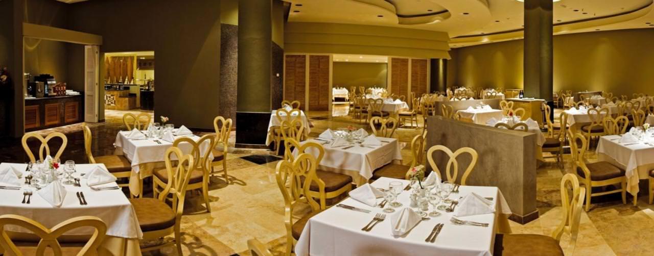 Iberostar Rose Hall Suites Montego Bay Jamaica Restaurant Gourmet