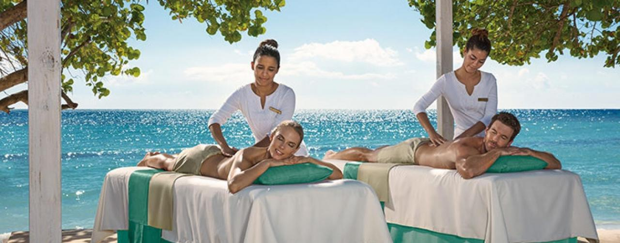 La Romana Dominican Republic Dreams Dominicus La Romana Dredl_spa_massagebeach_2a