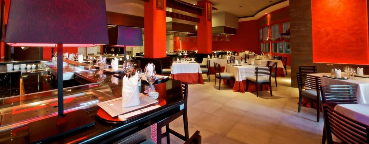 Montego Bay Jamaica Restaurant Japanese Sushi Iberostar Grand Hotel Rose Hall