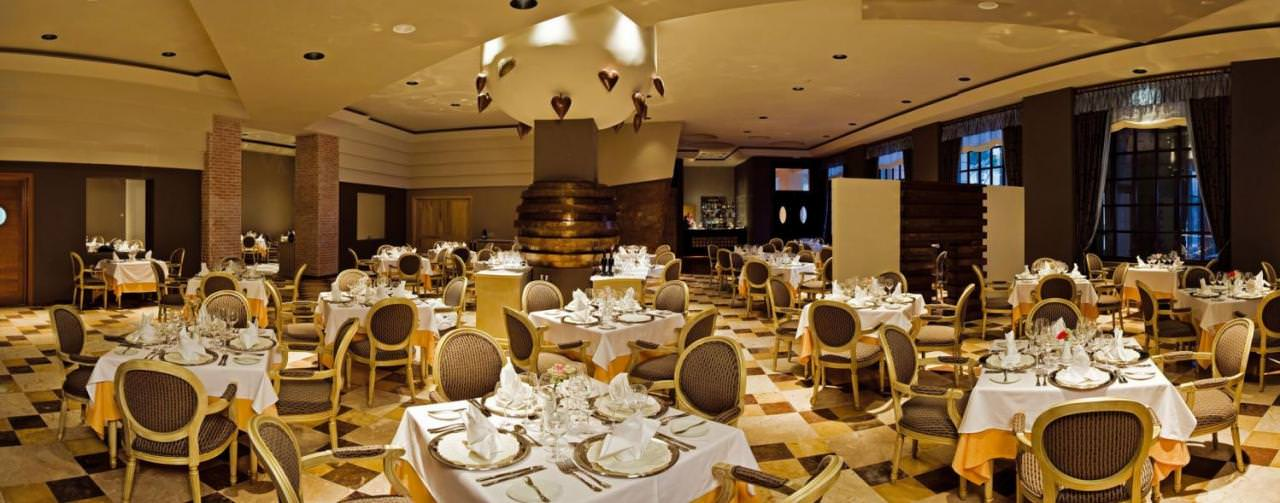 Montego Bay Jamaica Restaurant Panorama Iberostar Rose Hall Suites