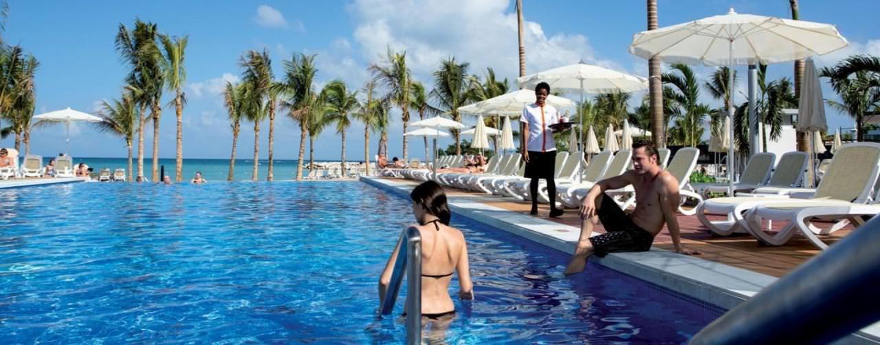 ... Montego Bay Jamaica Riu Palace Jamaica Pool ...