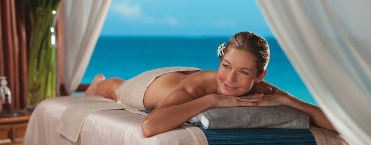 Now Resorts Spas Amresorts Spa Beach Massage