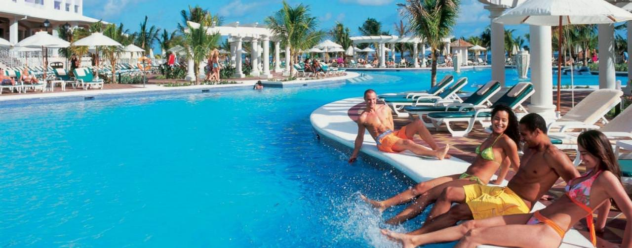 Pool Free Form Riu Ocho Rios Jamaica