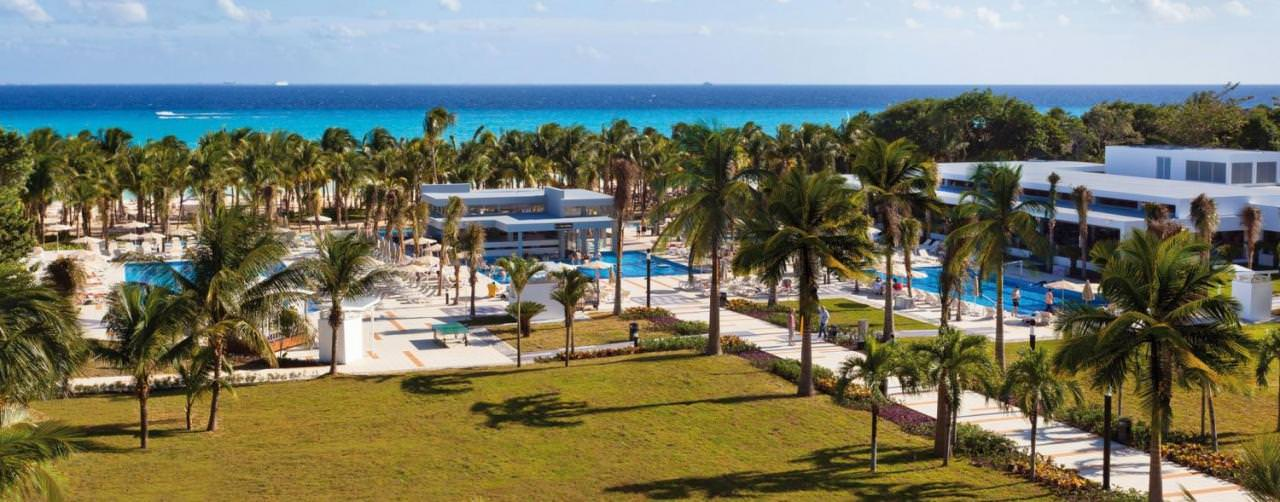 Riu Palace Mexico All Inclusive Beach Resort