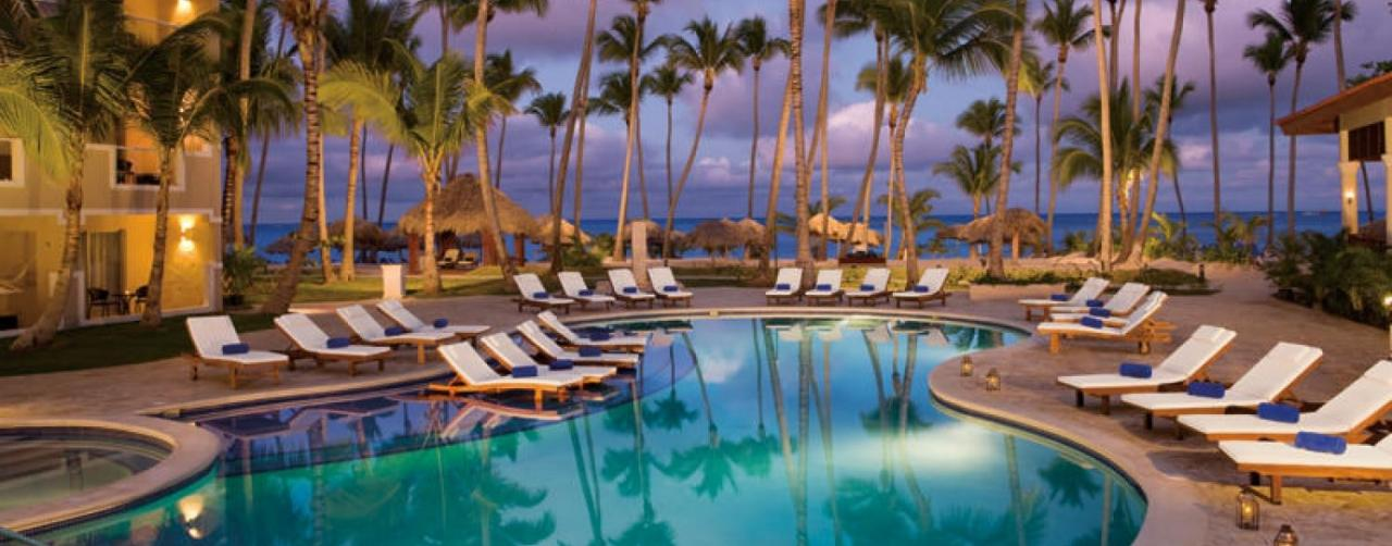 Punta Cana Dominican Republic Drepb_preferredclubpool_1 Dreams Palm Beach Punta Cana
