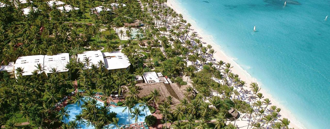 Punta Cana Dominican Republic Amenities View Aerial Grand Palladium Punta Cana Resort Spa