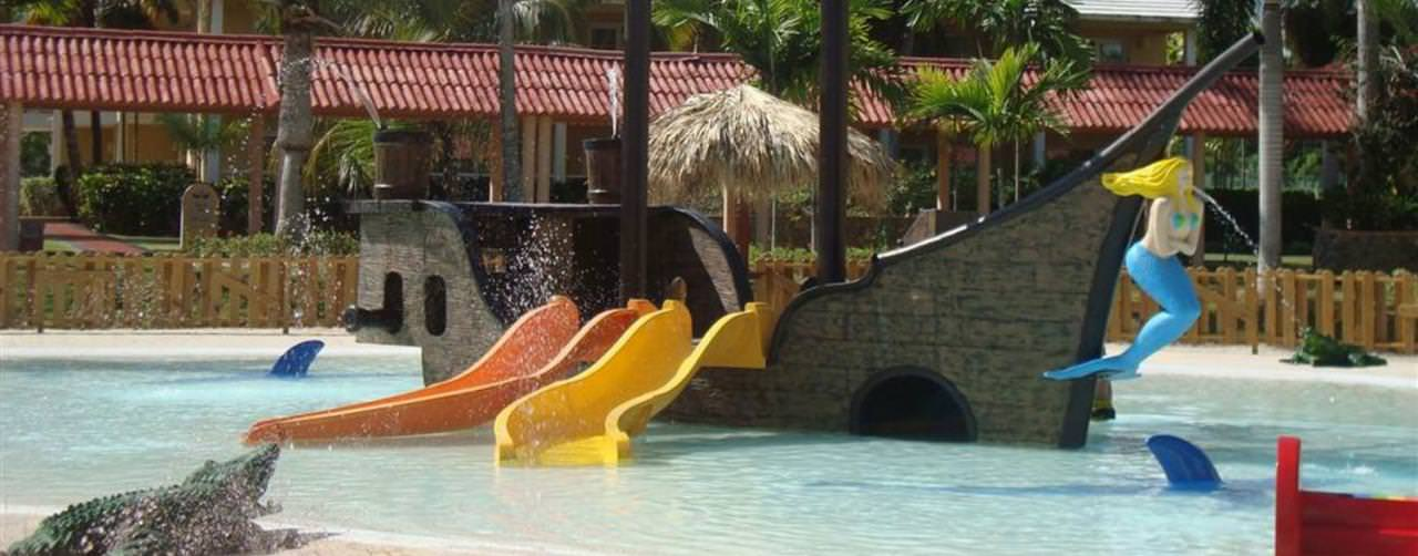 Punta Cana Dominican Republic Kids Club Water Park Grand Palladium Punta Cana Resort Spa