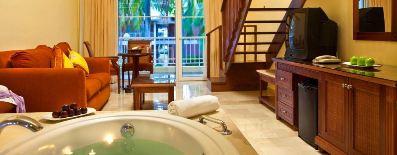 Punta Cana Dominican Republic Room Loft Suite Grand Palladium Punta Cana Resort Spa