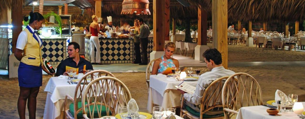 Restaurant La Cana Steak House Beach Romance Iberostar Punta Cana Punta Cana Dominican Republic