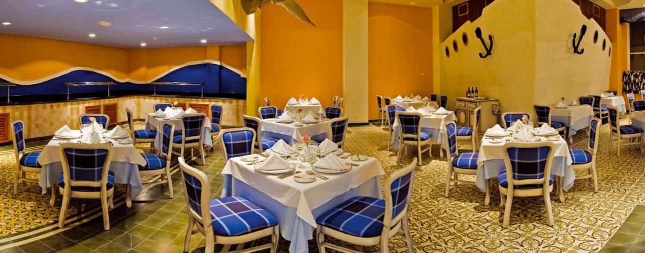 Restaurant Mediterranean Iberostar Rose Hall Suites Montego Bay Jamaica