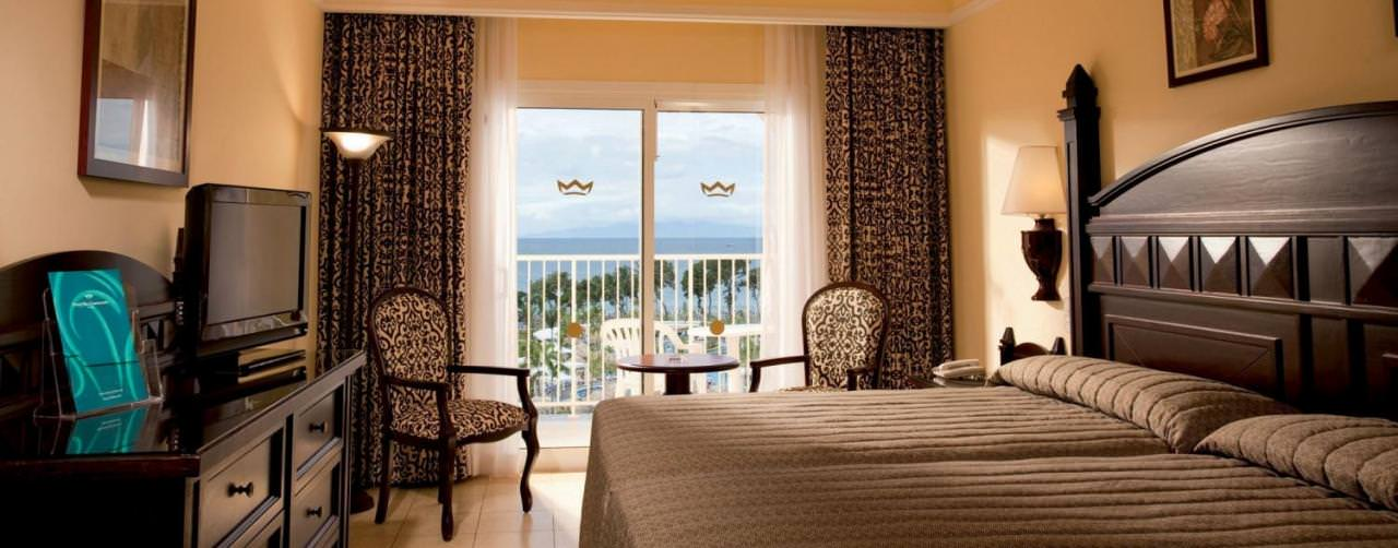 Riu Guanacaste Costa Rica Room Standard Double Bed Balcony
