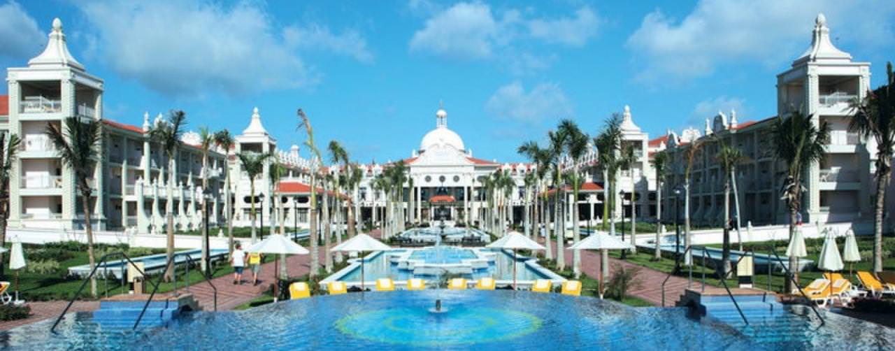 Riu Palace Riviera Maya All Inclusive Beach Resort