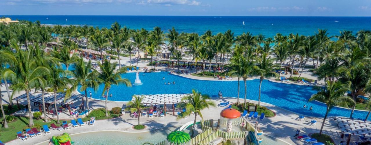 Barcelo Maya Tropical Amp Colonial Beach Resort Riviera Maya Mexico
