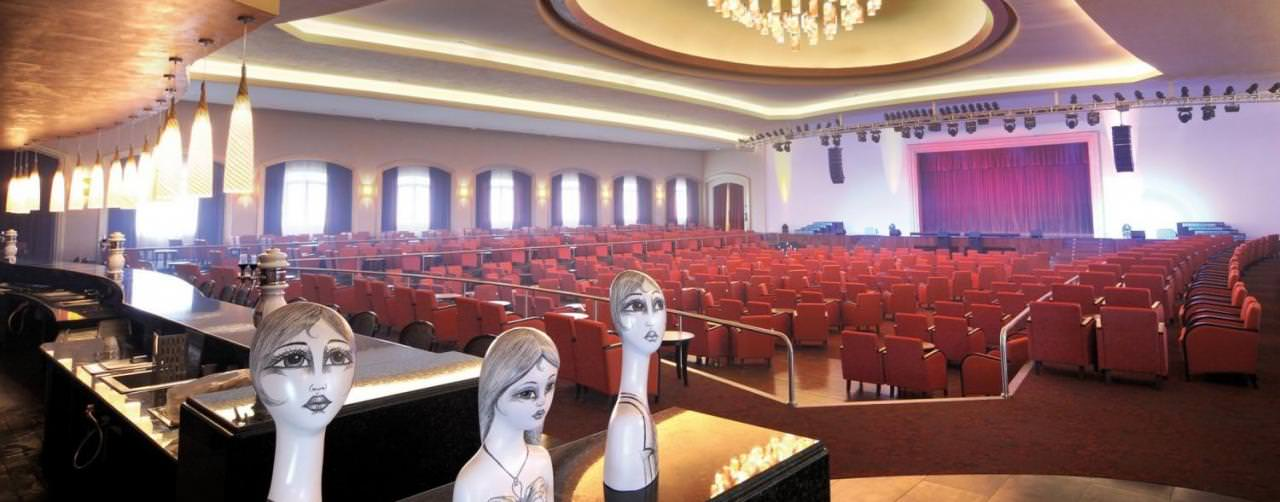 Riviera Maya Mexico Entertainment Theatre Barcelo Maya Palace Deluxe