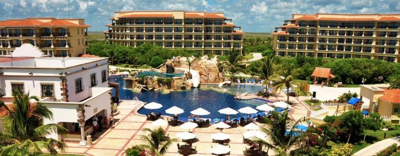 Hotel Marina El Cid Spa Beach Riviera Maya