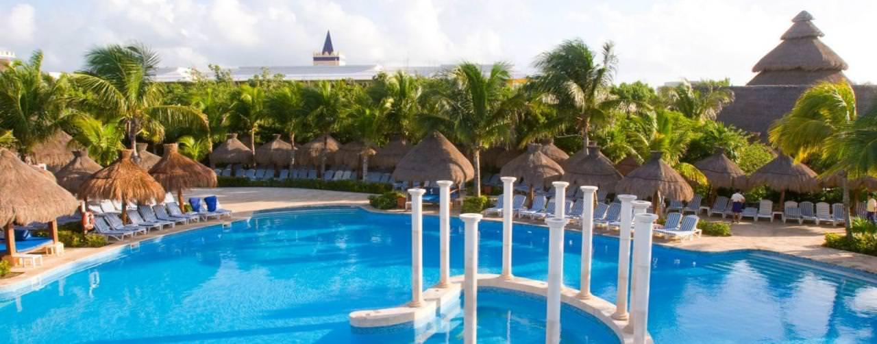 Iberostar Paraiso Del Mar Riviera Maya Mexico All
