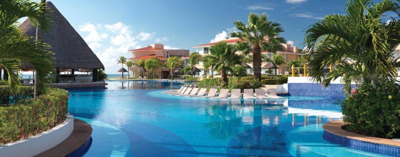 Moon Palace Golf & Spa Resort, Riviera Maya, Mexico