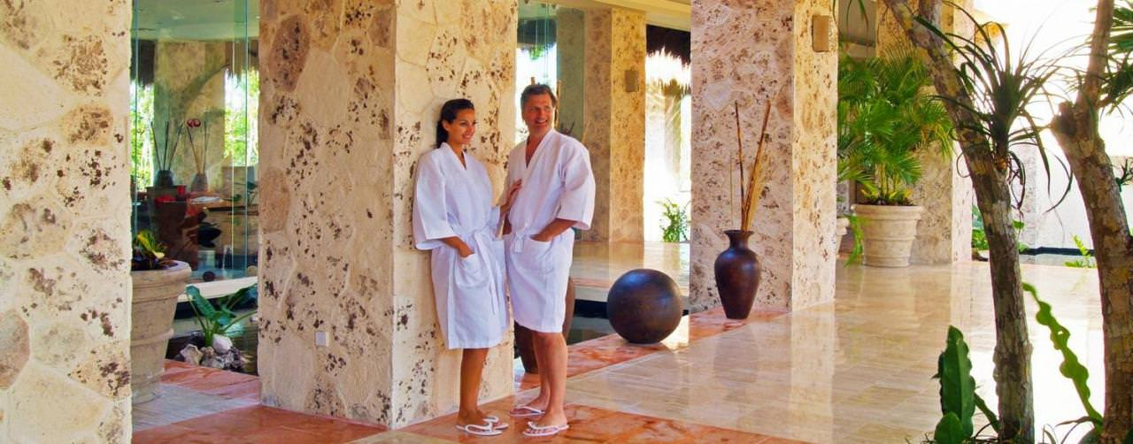 Riviera Maya Mexico Spa Grand Palladium Colonial Kantenah