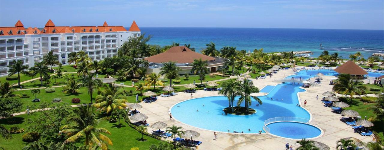 Runaway Bay Jamaica Pool Main Grand Bahia Principe Jamaica