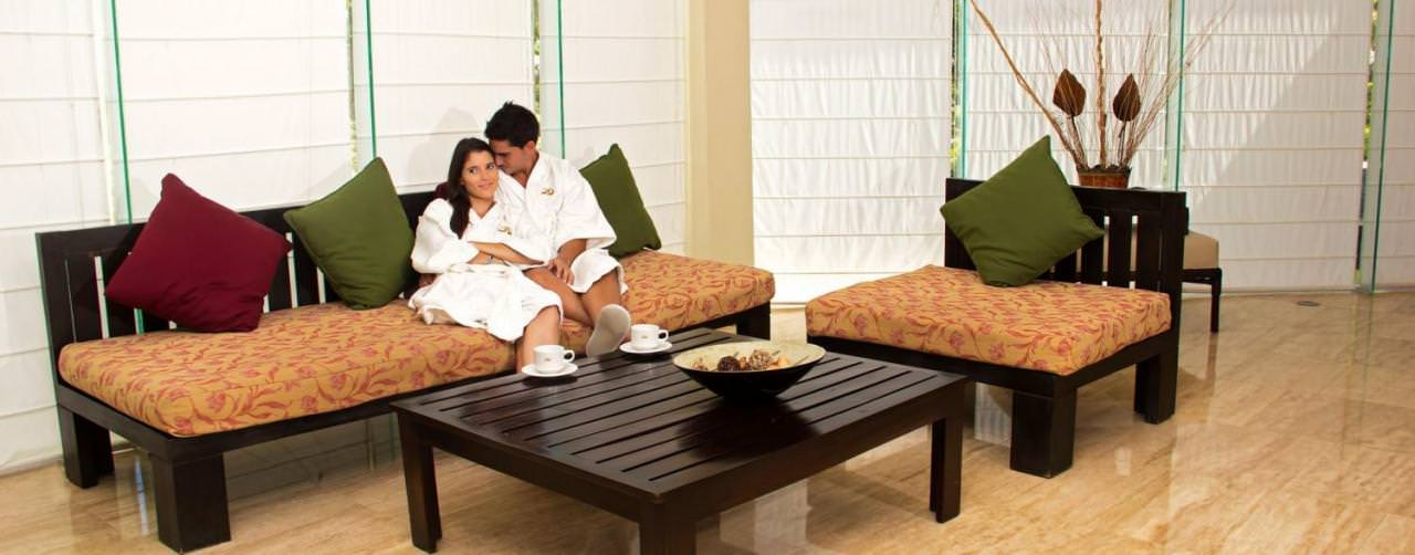 Spa Couple Grand Palladium Bavaro Resort Spa Punta Cana Dominican Republic