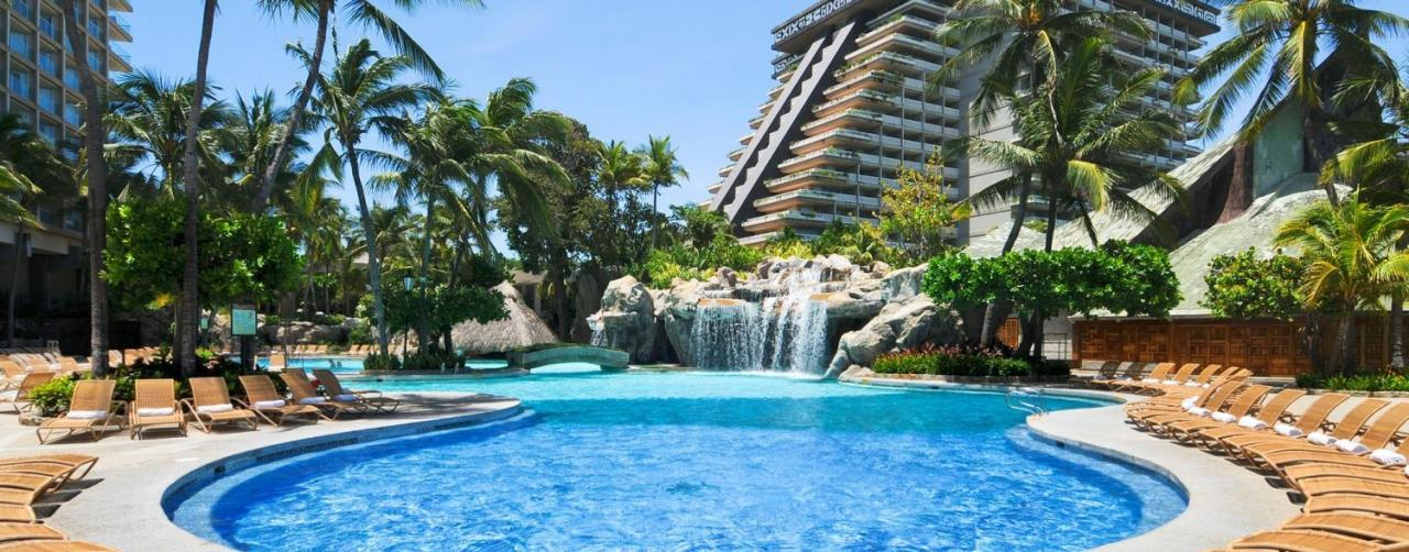 Fairmont Acapulco Princess Mexico Vacation Travel